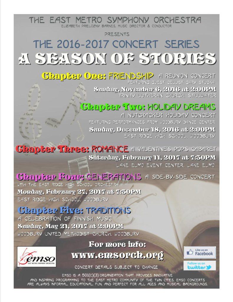 A Season of Stories