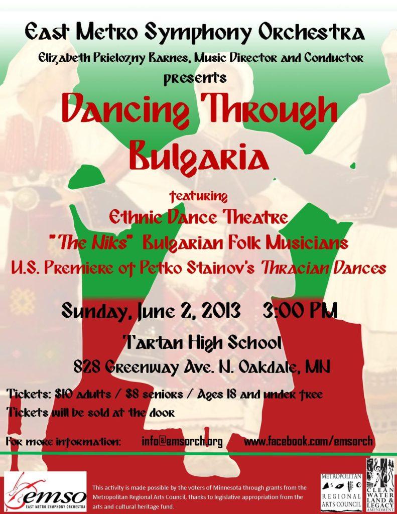 Dancing Through Bulgaria