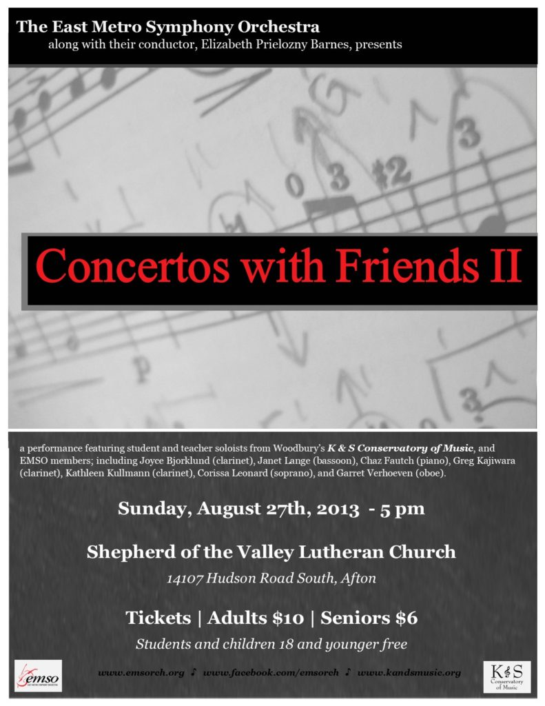 Concerto With Friends II